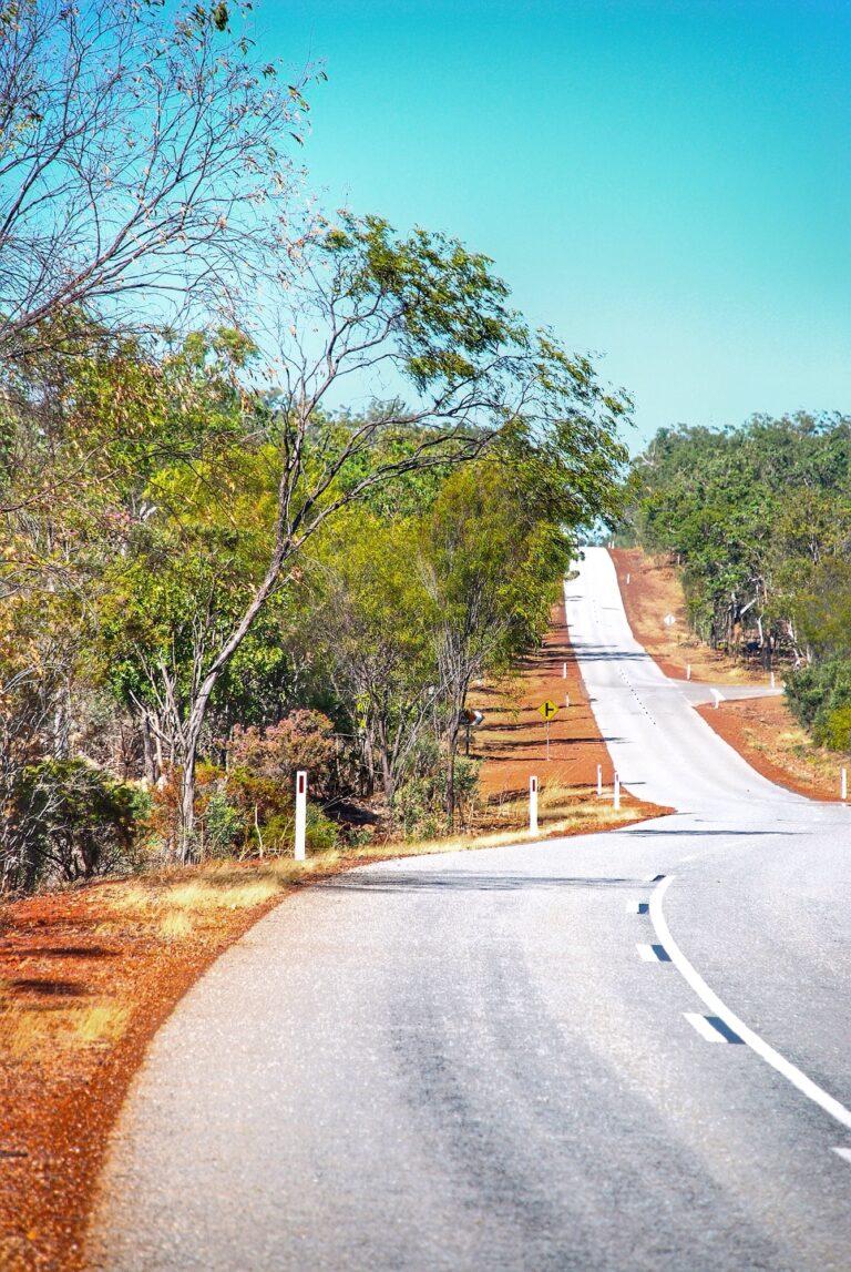 Open roads Australia